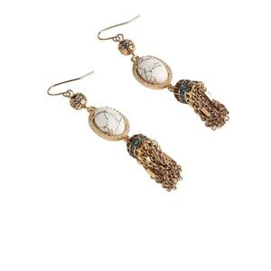 Samantha Wills Moonshadow Petite Tassel Earrings